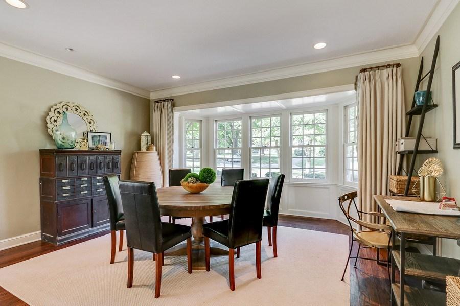 Real Estate Photography - 5651 High Dr, Mission Hills, KS, 66208 - Living Room