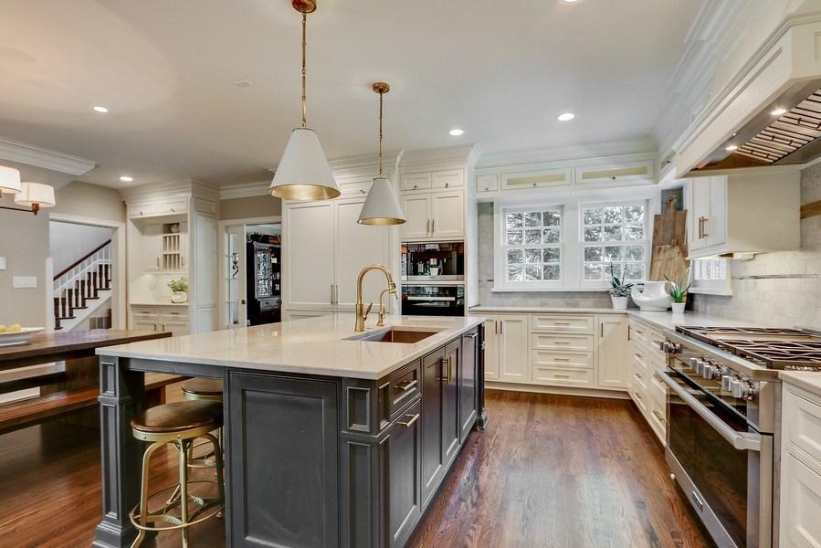 Real Estate Photography - 5651 High Dr, Mission Hills, KS, 66208 - Kitchen