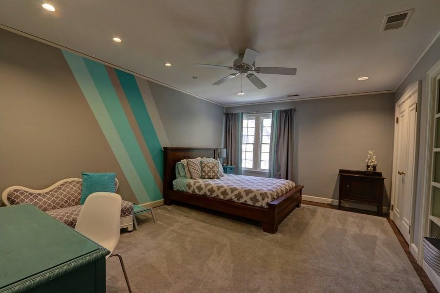 Real Estate Photography - 5651 High Dr, Mission Hills, KS, 66208 - Bedroom