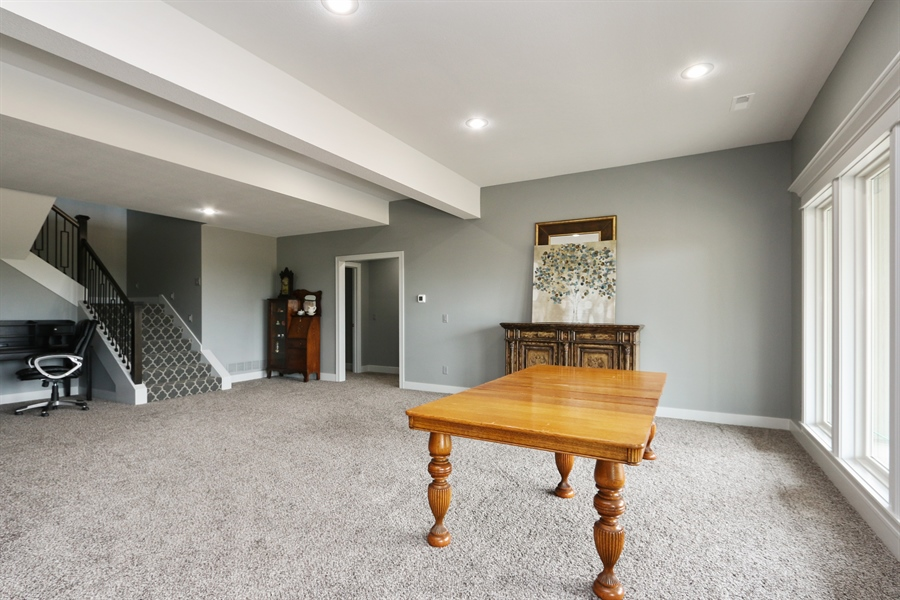 Real Estate Photography - 13275 33 Highway, Kearney, MO, 64060 - Lower Level