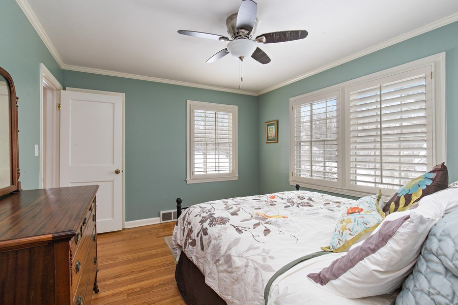 Real Estate Photography - 6108 W 61st Terrace, Mission, KS, 66202 - 1st floor bedroom or office