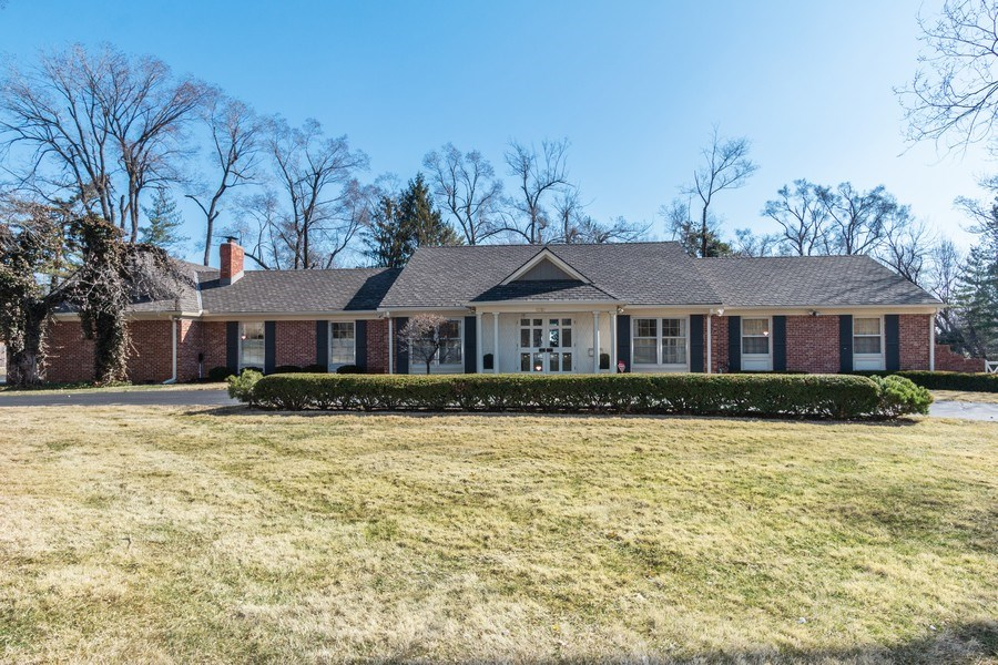 Real Estate Photography - 8321 Roe Ave, Prairie Village, KS, 66207 - Front View