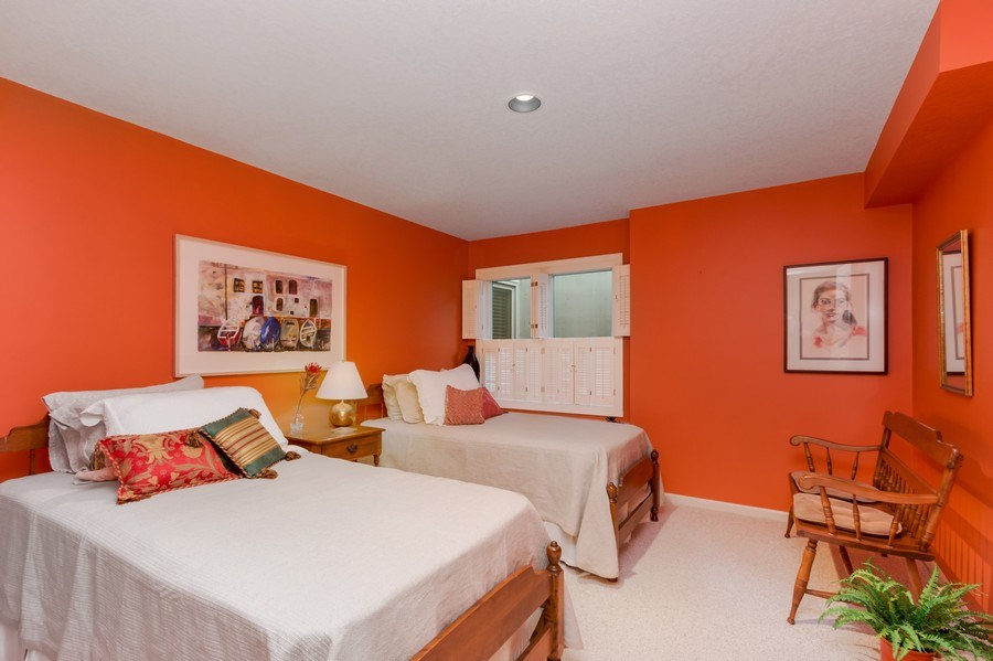 Real Estate Photography - 8811 W 142 Ct, Overland Park, KS, 66221 - Guest Bedroom