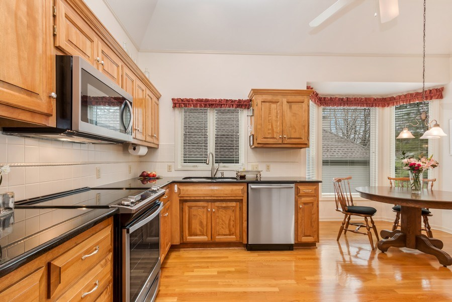 Real Estate Photography - 8811 W 142 Ct, Overland Park, KS, 66221 - Kitchen
