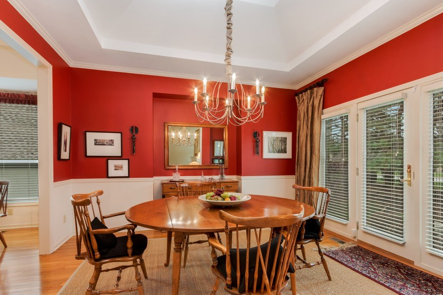 Real Estate Photography - 8811 W 142 Ct, Overland Park, KS, 66221 - Dining Room