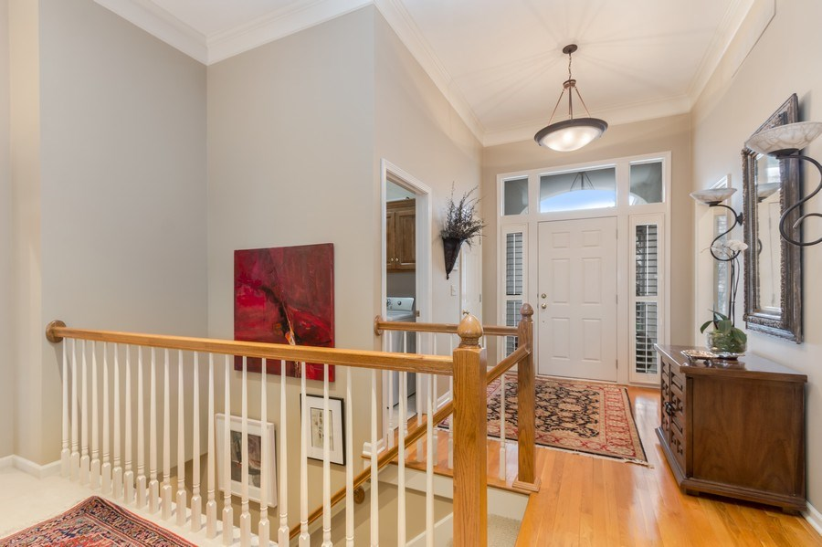 Real Estate Photography - 8811 W 142 Ct, Overland Park, KS, 66221 - Foyer