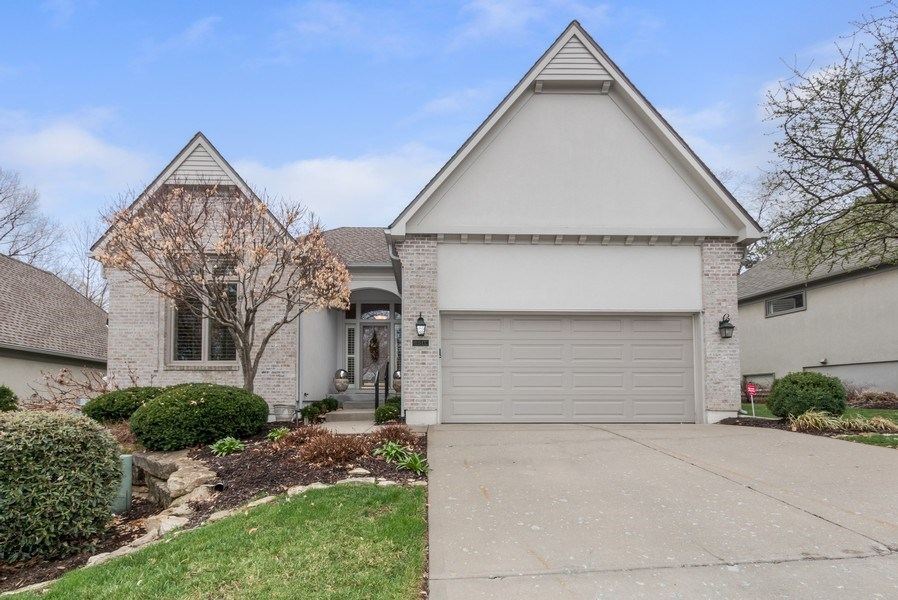 Real Estate Photography - 8811 W 142 Ct, Overland Park, KS, 66221 - Front View