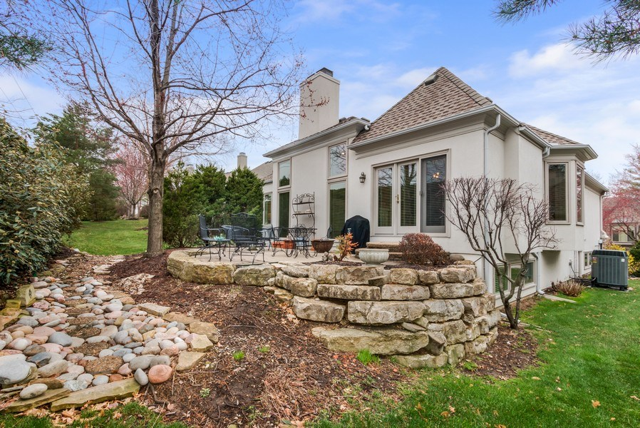 Real Estate Photography - 8811 W 142 Ct, Overland Park, KS, 66221 - Rear View