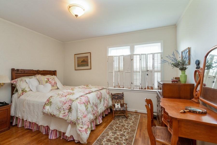 Real Estate Photography - 6608 W 65th Terrace, Overland Park, KS, 66202 - Bedroom 2 - Guest