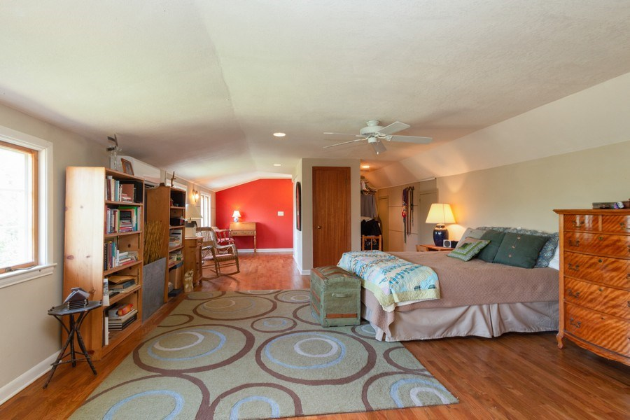 Real Estate Photography - 6608 W 65th Terrace, Overland Park, KS, 66202 - Master Bedroom