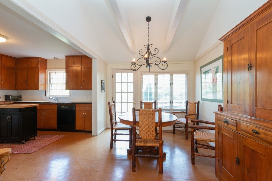 Real Estate Photography - 6608 W 65th Terrace, Overland Park, KS, 66202 - Hearth Room