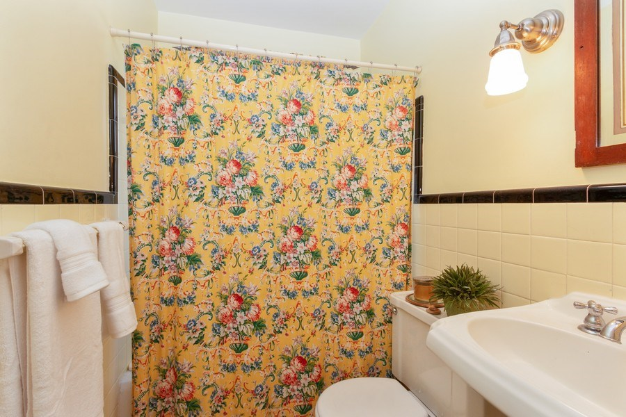 Real Estate Photography - 6608 W 65th Terrace, Overland Park, KS, 66202 - Bathroom