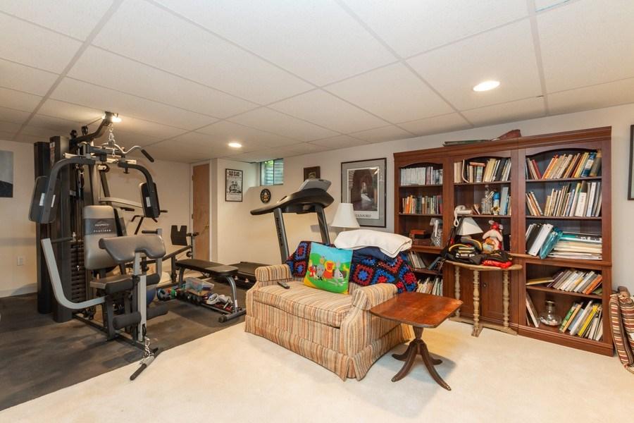 Real Estate Photography - 10784 Glenwood, Overland Park, KS, 66211 - Lower Level
