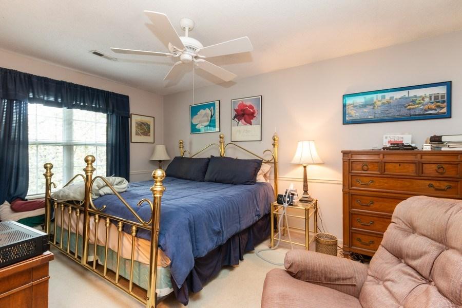 Real Estate Photography - 10784 Glenwood, Overland Park, KS, 66211 - Master Bedroom