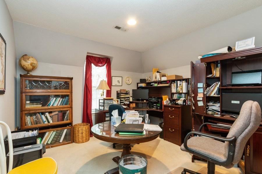 Real Estate Photography - 10784 Glenwood, Overland Park, KS, 66211 - Office