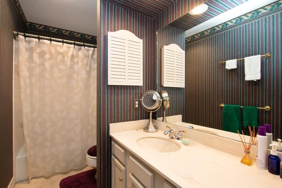 Real Estate Photography - 10784 Glenwood, Overland Park, KS, 66211 - Bathroom