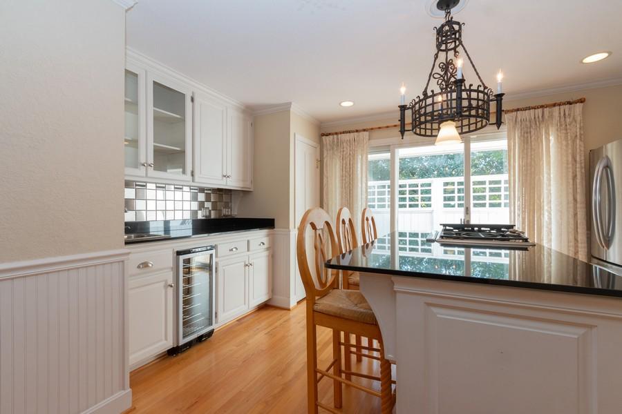 Real Estate Photography - 1105 West 47th Street B, Kansas City, MO, 64112 - Breakfast Area
