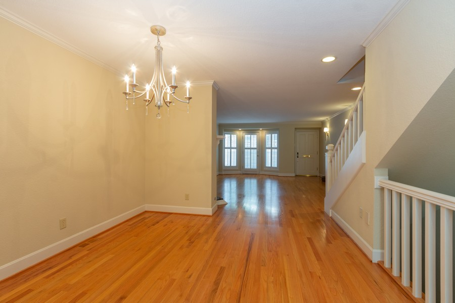 Real Estate Photography - 1105 West 47th Street B, Kansas City, MO, 64112 - Dining Room