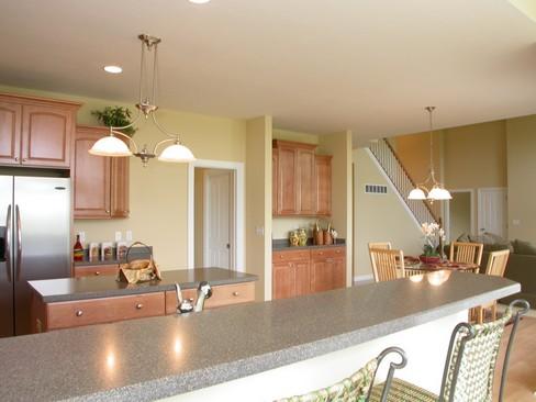 Real Estate Photography - 6463 Torrington, Medina, OH, 44256 - Kitchen