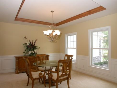 Real Estate Photography - 6463 Torrington, Medina, OH, 44256 - Dining Room