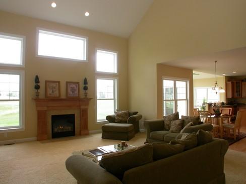 Real Estate Photography - 6463 Torrington, Medina, OH, 44256 - Great Room