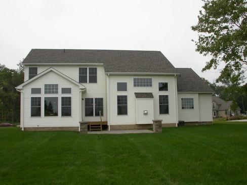 Real Estate Photography - 6463 Torrington, Medina, OH, 44256 - Rear View
