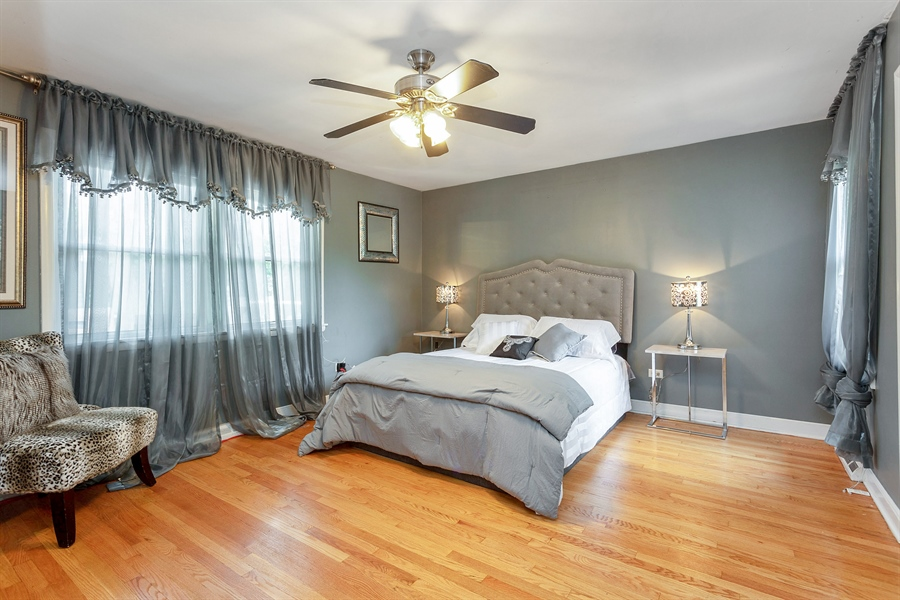 Real Estate Photography - 10602 S Longwood Dr, Chicago, IL, 60643 - Master Bedroom