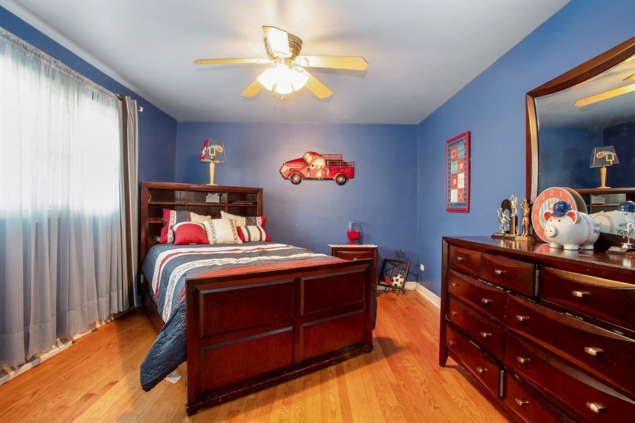 Real Estate Photography - 10602 S Longwood Dr, Chicago, IL, 60643 - Bedroom