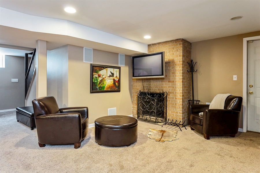 Real Estate Photography - 10602 S Longwood Dr, Chicago, IL, 60643 - Basement