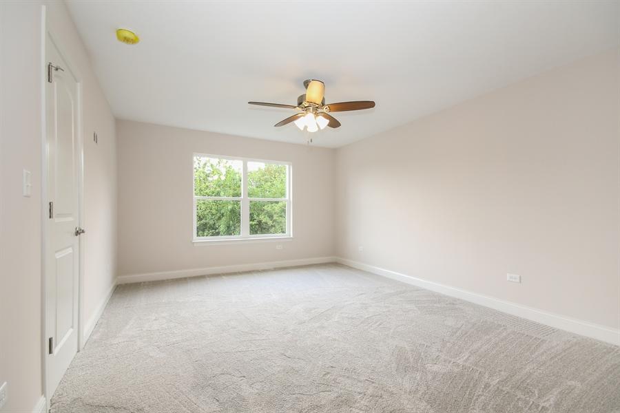 Real Estate Photography - 9006 Parkside Ave, Oak Lawn, IL, 60453 - Master Bedroom