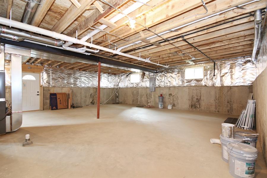 Real Estate Photography - 9006 Parkside Ave, Oak Lawn, IL, 60453 - Basement