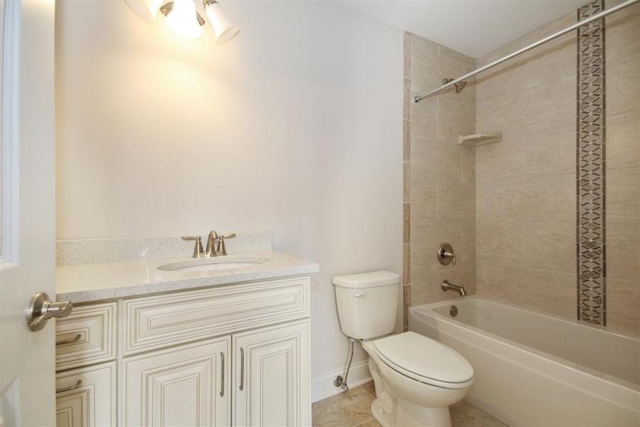 Real Estate Photography - 9006 Parkside Ave, Oak Lawn, IL, 60453 - Bathroom