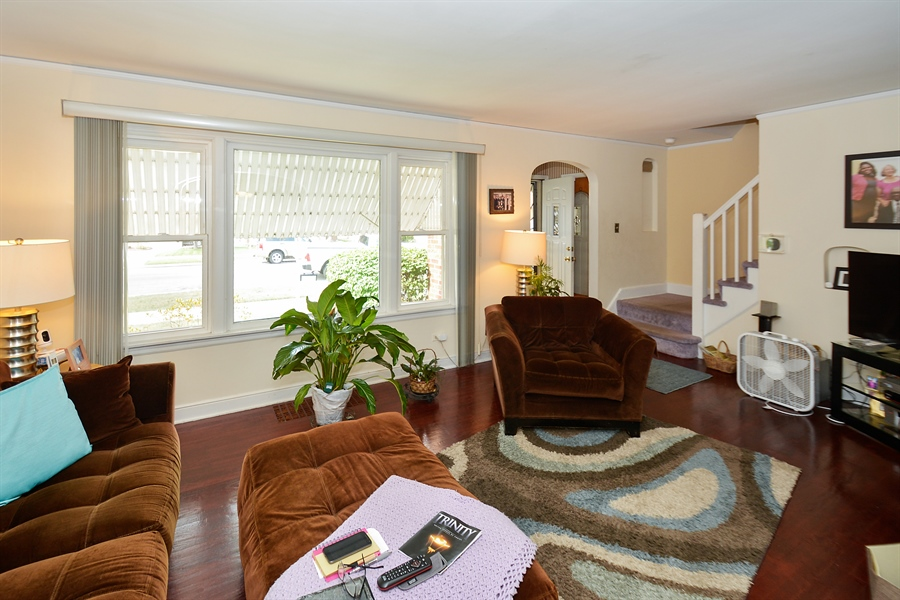Real Estate Photography - 8147 S Talman Ave, Chicago, IL, 60652 - Living Room