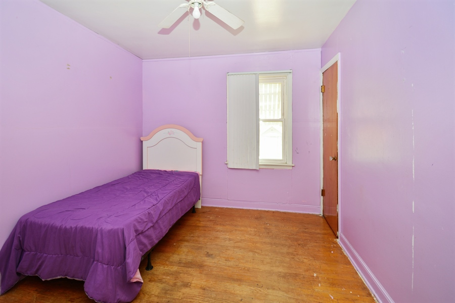 Real Estate Photography - 8147 S Talman Ave, Chicago, IL, 60652 - 3rd Bedroom