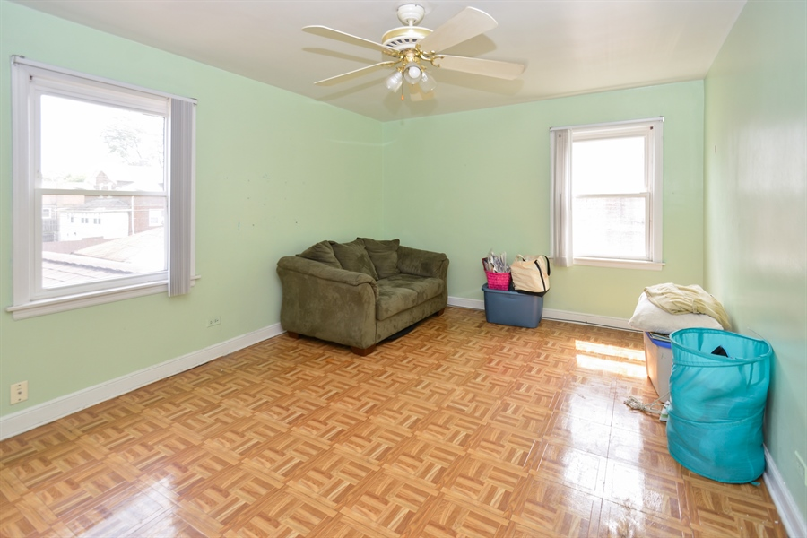 Real Estate Photography - 8147 S Talman Ave, Chicago, IL, 60652 - 4th Bedroom