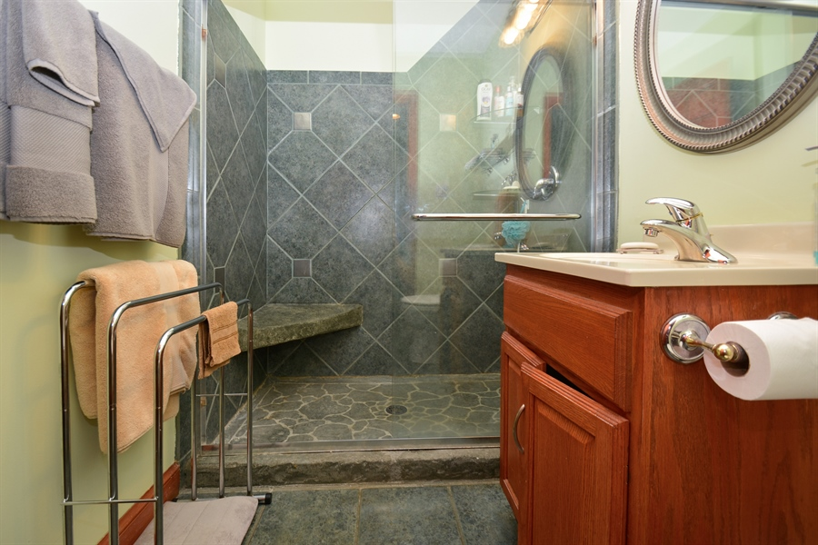Real Estate Photography - 8147 S Talman Ave, Chicago, IL, 60652 - Bathroom