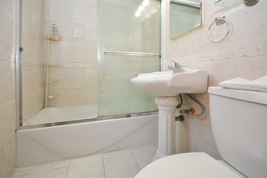 Real Estate Photography - 8147 S Talman Ave, Chicago, IL, 60652 - 2nd Bathroom