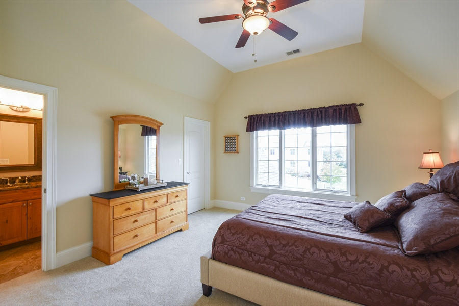 Real Estate Photography - 26053 West Sunset Road, Barrington, IL, 60010 - 4th Bedroom