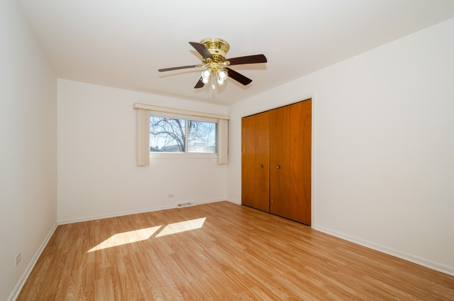 Real Estate Photography - 10054 Lacrosse Ave, Skokie, IL, 60077 - 2nd Bedroom