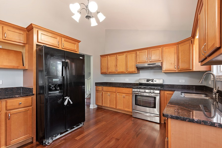Real Estate Photography - 8337 Harrison St, Niles, IL, 60714 - Kitchen