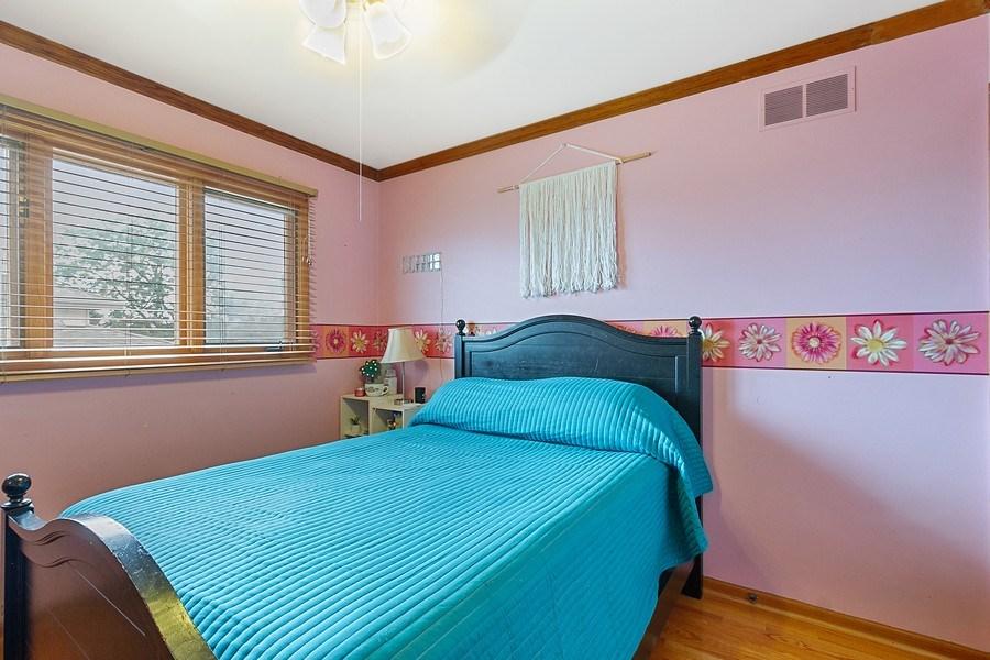 Real Estate Photography - 8124 Tudor Lane, Tinley Park, IL, 60477 - 3rd Bedroom