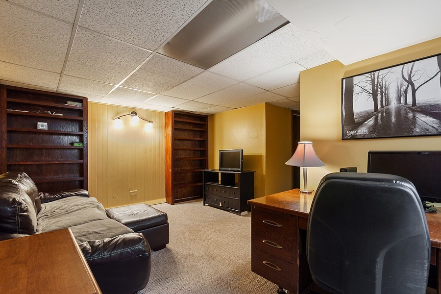 Real Estate Photography - 8124 Tudor Lane, Tinley Park, IL, 60477 - Lower Level