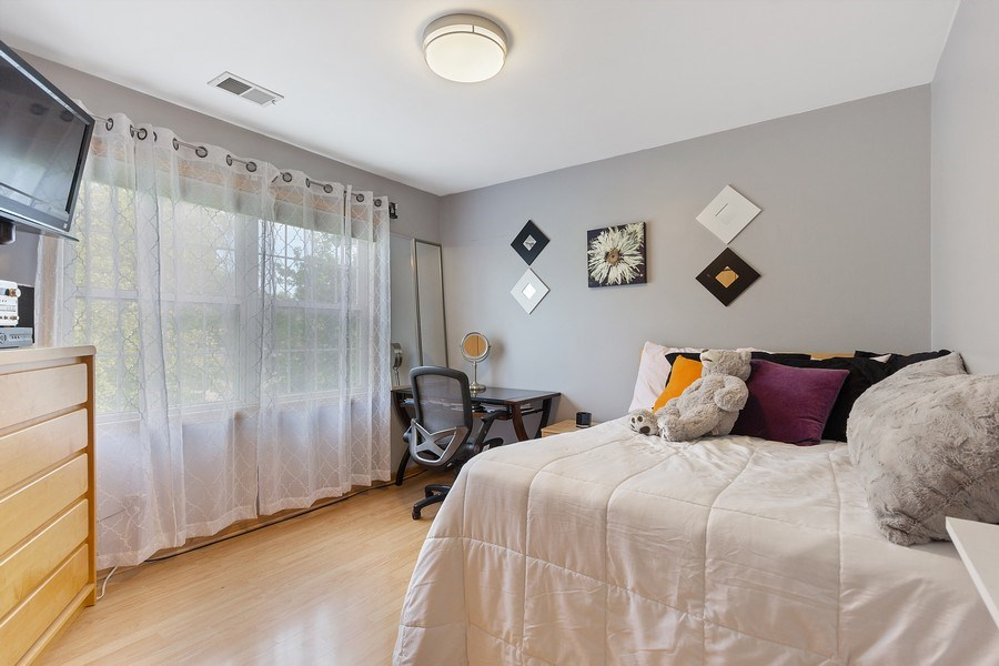 Real Estate Photography - 4414 W. Ole Farm Rd, Plainfield, IL, 60586 - 3rd Bedroom