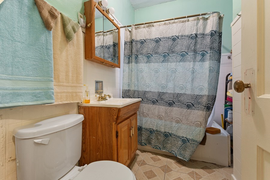 Real Estate Photography - 8046 S Langley Ave, Unit 1, Chicago, IL, 60619 - Bathroom