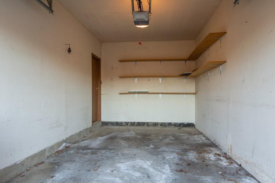 Real Estate Photography - 209 N Vine St, Unit A, New Lenox, IL, 60451 - Garage