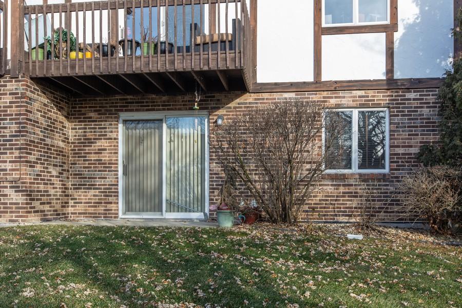 Real Estate Photography - 209 N Vine St, Unit A, New Lenox, IL, 60451 - Rear View