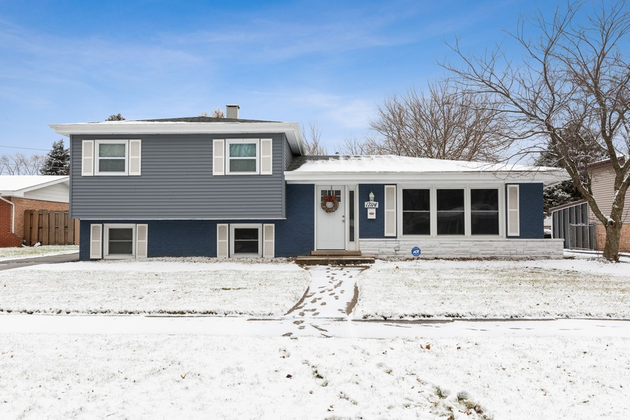 Real Estate Photography - 17114 S Maryland, south holland, IL, 60473 - Front View