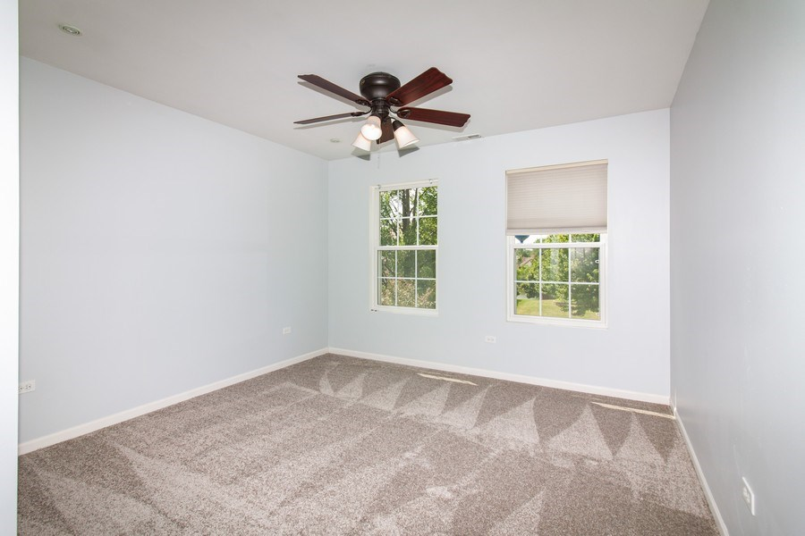 Real Estate Photography - 348 Stonegate, Bolingbrook, IL, 60440 - 3rd Bedroom