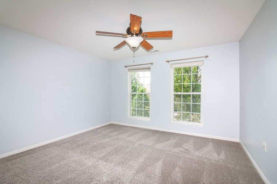 Real Estate Photography - 348 Stonegate, Bolingbrook, IL, 60440 - Bedroom