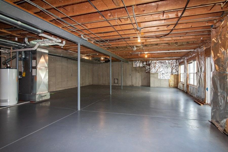 Real Estate Photography - 348 Stonegate, Bolingbrook, IL, 60440 - Basement